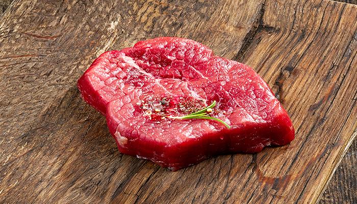 fresh raw fillet steak