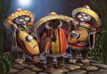 Про березневі серенади: про що і чому співають коти?